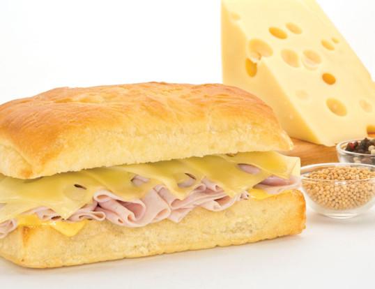 Ham & Swiss