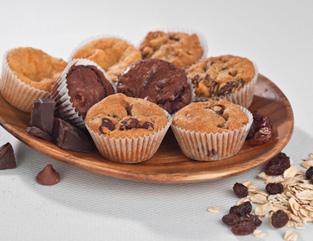 Mini Brownies / Brownie Bites